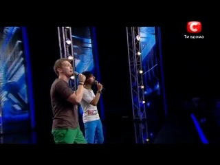 X Factor Ukraine Two voices � ������ �������